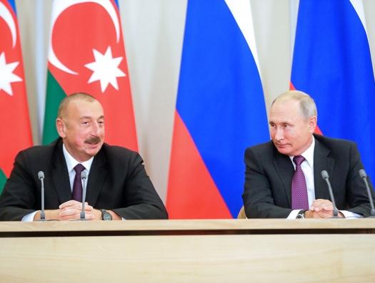 Кто пытается создать напряженность между Азербайджаном и Россией?
