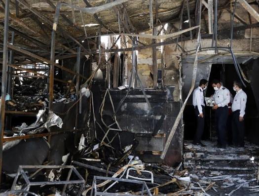 Атаковали ядерные объекты Ирана