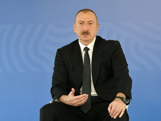 Ильхам Алиев: «Армянские герои - фашисты, генералы - воры, Саргсян - трус»