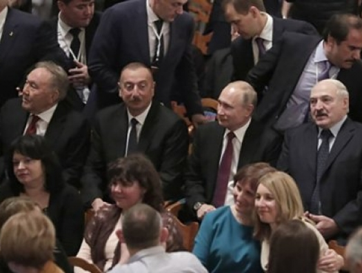 Не должно закончиться правление Ильхама Алиева