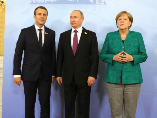 Россия развернула Европу против США