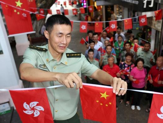 Китай переваривает Гонконг. Процесс начался