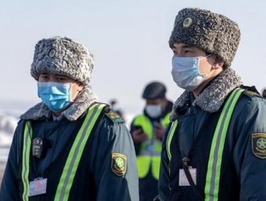 Казахстан задыхается от коронавируса…и просит помощи