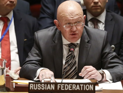 Постпред России в ООН: «Мы начинаем обсуждение инициативы Ильхама Алиева»