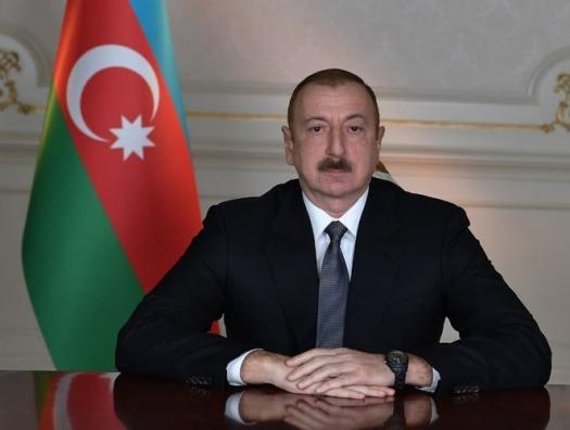Ильхам Алиев уволил главу Низаминского района Баку