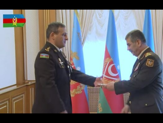 В боях с Арменией погиб генерал-майор Полад Гашимов