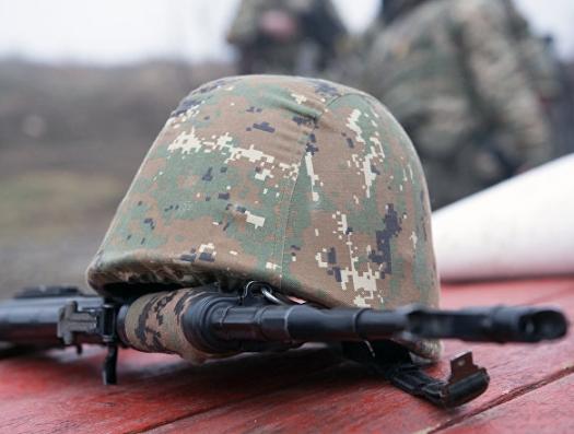 Паспортные данные погибшего в боях армянского солдата