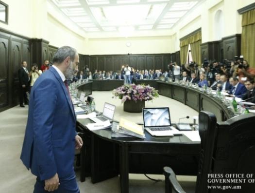 Пашинян оставляет выбор за Азербайджаном