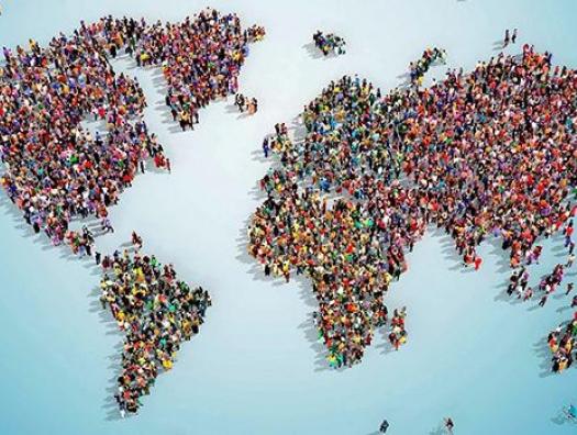 Ученые предрекли сокращение населения Земли