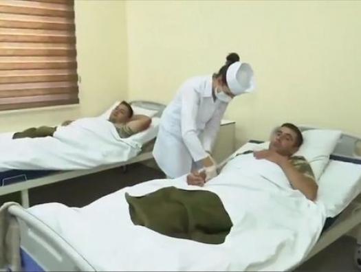 Начальник Медуправления Минобороны Азербайджана о состоянии раненых