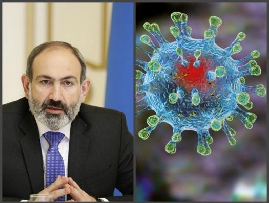 Игра называется: армянский коронавирус