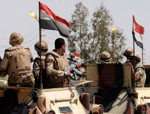 Египетская армия пошла на Турцию, но заблудилась...