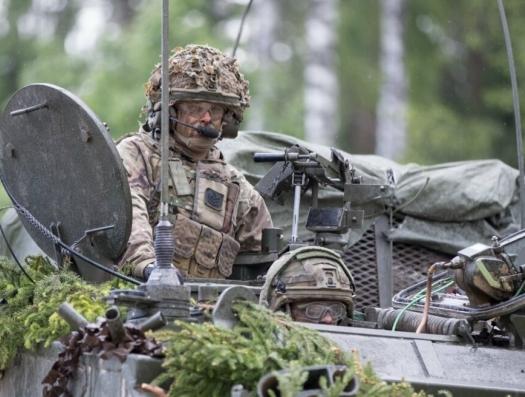 Генерал НАТО Фольмер шлет сигнал России