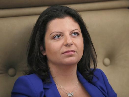 Маргарита Симоньян: «Моя прабабка плюнула бы Пашиняну в глаза»
