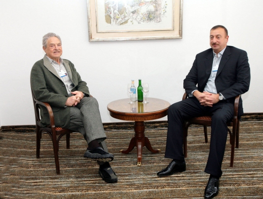 Соросу на Азербайджан зубов не хватило