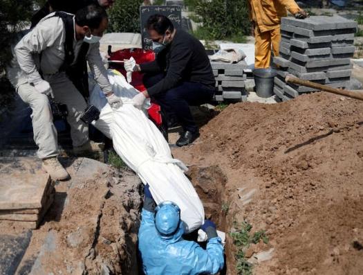 Коронавирусная трагедия в Иране: 42 тысячи умерших