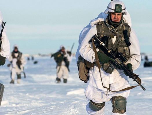 Могущество Америки российской Арктикой прирастать будет