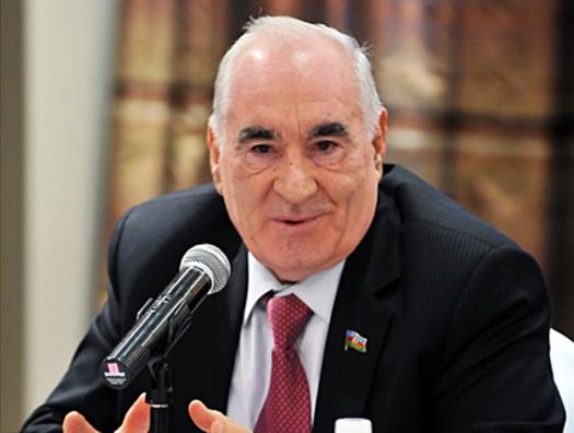 Ильхам и Мехрибан Алиевы соболезнуют в связи со смертью Фаттаха Гейдарова