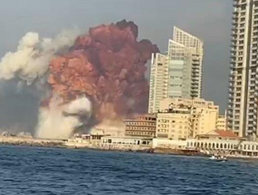 Бейрут взорвала селитра Гречушкина