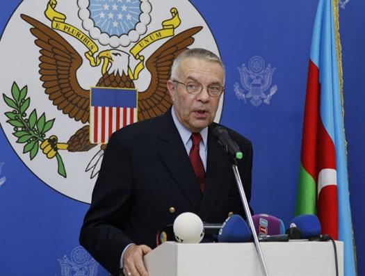Сенсационное предложение Ричарда Хогланда: «Передать Карабах под протекторат ООН»