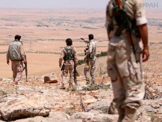 Арабо-курдская война разгорается в Сирии