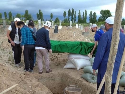 Киргизия - лидер по смертности от коронавируса