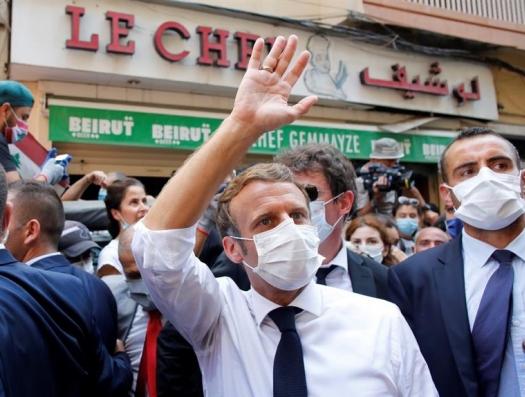 Франция хочет забрать Ливан