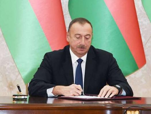 Ильхам Алиев собрал все госкомпании Азербайджана в одном холдинге