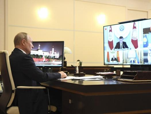 У Евразийского союза все еще впереди