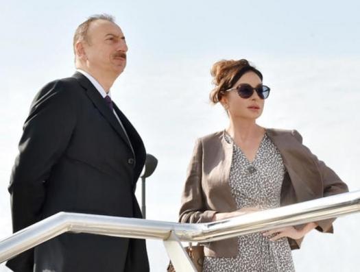 Ильхам Алиев не забыл и о «римском Баку»