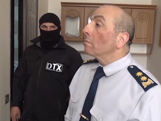 Арестованного генерала Афгана Нагиева отпустили из СИЗО