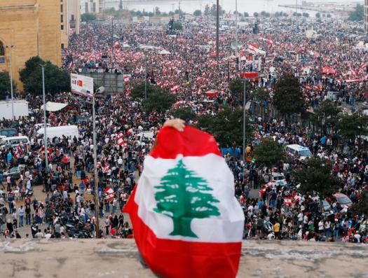 Ливан остался без правительства, денег и будущего