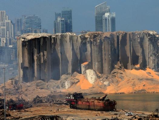 Загадка Бейрута: дьявол вышел из-под контроля