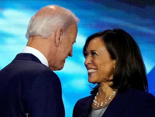 Кандидата в вице-президенты США выбрали по цвету кожи
