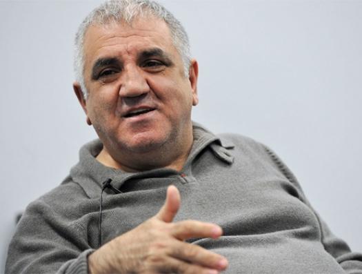 «Папа» Арам, изнасиловавший российскую журналистику