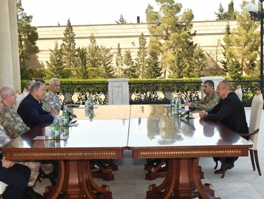 Ильхам Алиев провозгласил Турцию партнером №1