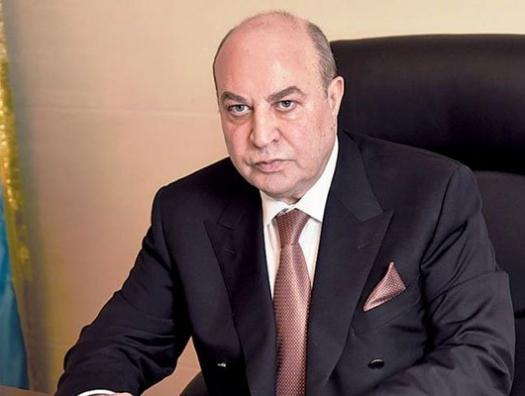 Эльдар Гасанов арестован