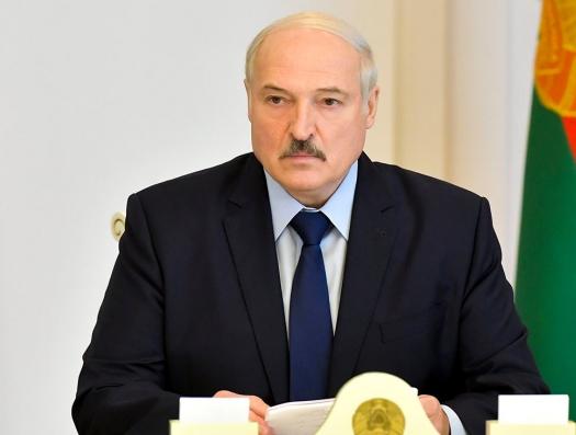 Лукашенко: «Это уже агрессия против Беларуси. Надо связаться с Путиным»