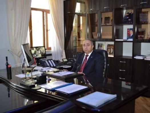 Задержан глава Исполнительной власти Кюрдамирского района