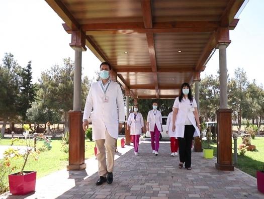 Благотворительная акция врачей в детском доме №1