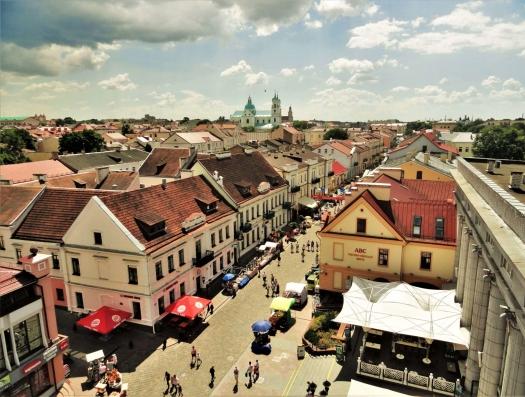 Зачем Польше белорусский Гродно