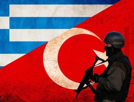 Конфликт Турции и Греции перерастает в большой кризис