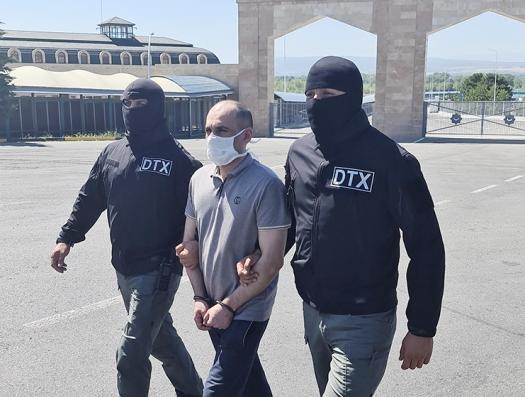 Из России в Азербайджан экстрадировали опасного террориста