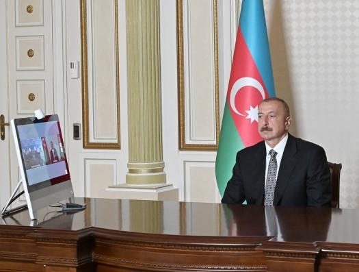 Ильхам Алиев: «Они наказаны… и никаких уступок не получат»