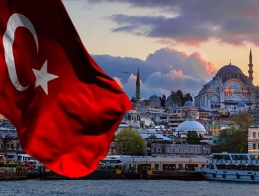 Большой Турции большое плавание