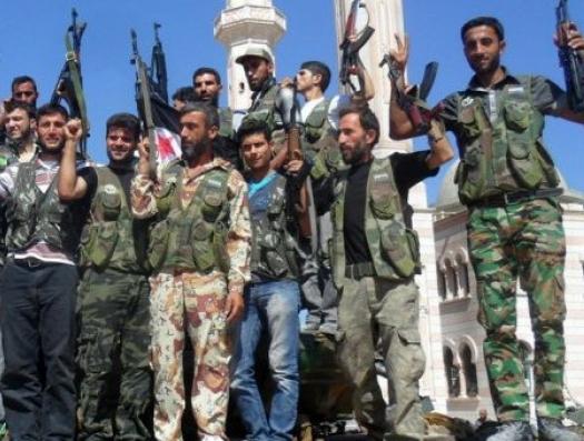 Мухин и 500 сирийских боевиков в Баку