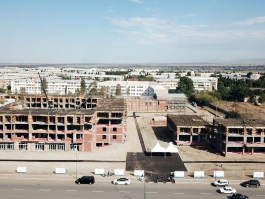 Льготное жилье строят и в регионах Азербайджана