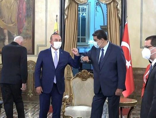 """Турция развязывает """"Венесуэльский узел"""""""