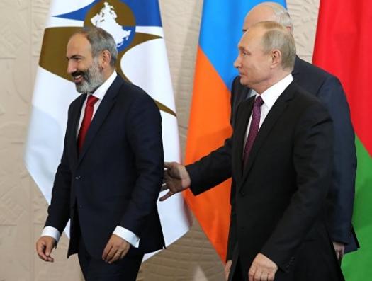 Залп российских СМИ по Пашиняну: Россия должна пересмотреть свои отношения с Арменией