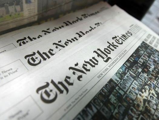 Хаял Ахмедзаде на страницах Нью-Йорк Таймс бьет в колокола